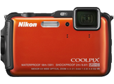 Nikon waterproof camera