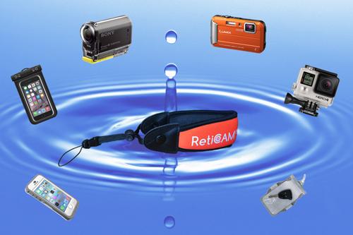 RetiCAM Floating Wrist Strap WS-10