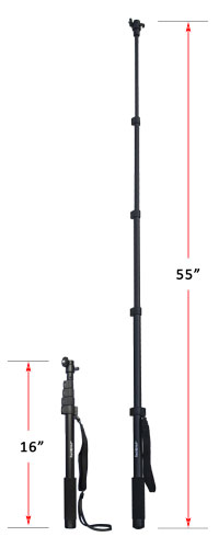 RetiCAM Selfie Stick MP55