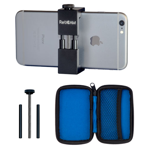 RetiCAM Smartphone Tripod Mount with Conversion Kit